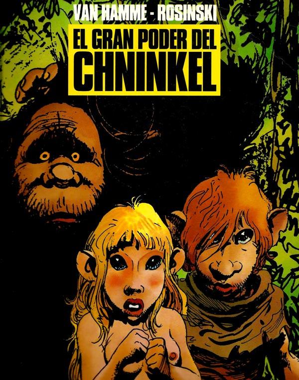 El gran poder del chninkel-796093