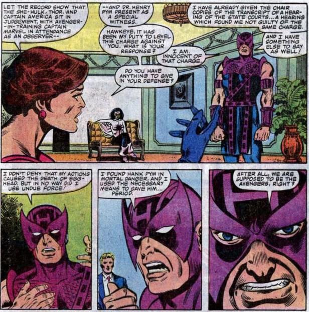 Hawkeye Egghead trial