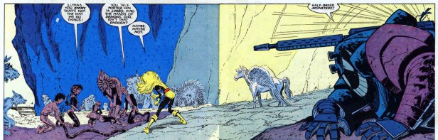 New Mutants 61 The Right