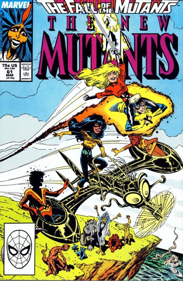 New Mutants 61