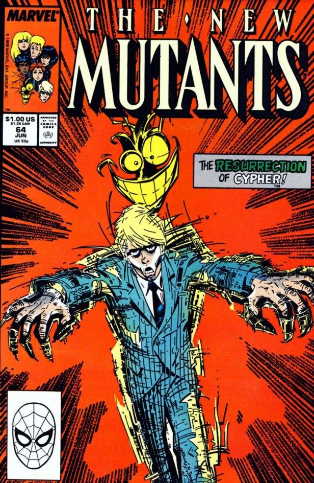 New Mutants 64