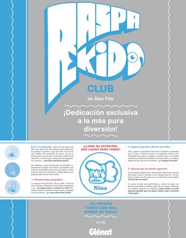 raspa-kids-club-alex-fito-recopilatorio-glenat