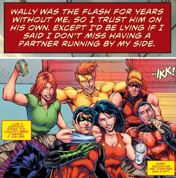 The Flash (2016-) 001-006