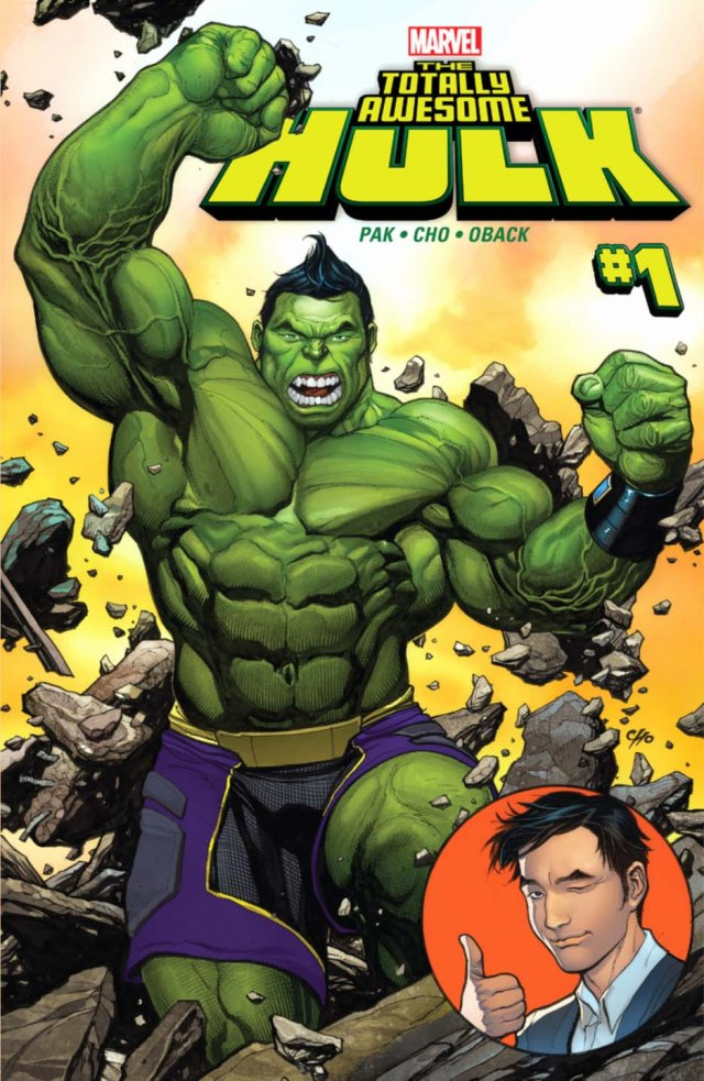 Totally Awesome Hulk 1