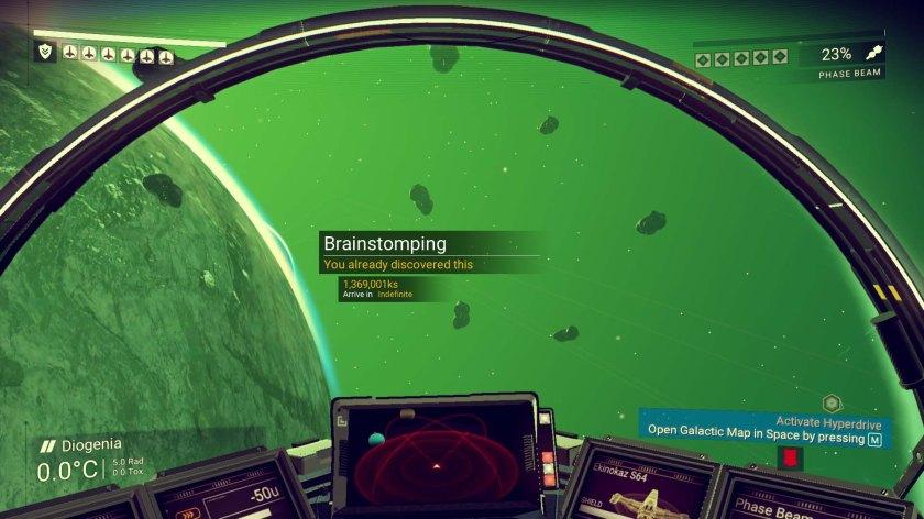 El planeta Brainstomping
