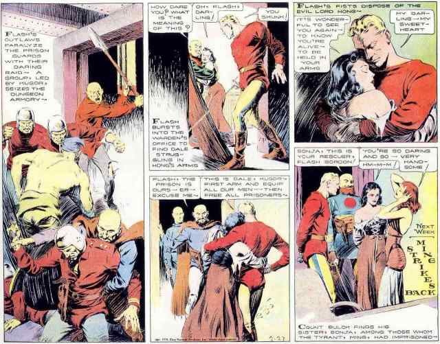 Flash Gordon 1938 Alex Raymond