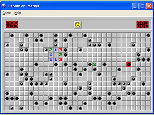 Minesweeper-buscaminas