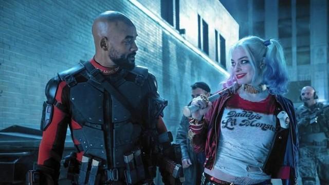Suicide Squad Deadshot Harley