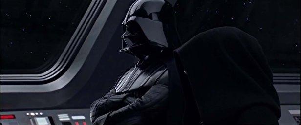 Vader Emperor ROTS