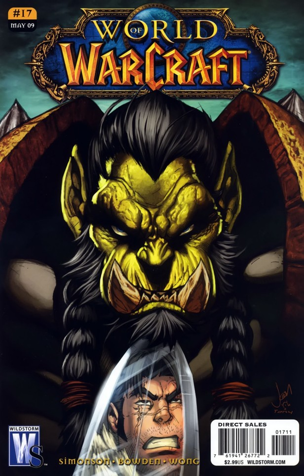 World of Warcraft Simonson