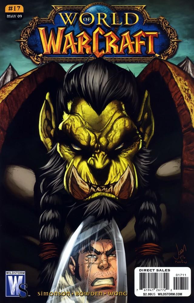 World of Warcraft Simonson