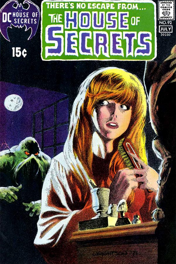 House_of_Secrets_v.1_92-swamp_thing-dark-genesis-len-wein-bernie-wrightson-dc_
