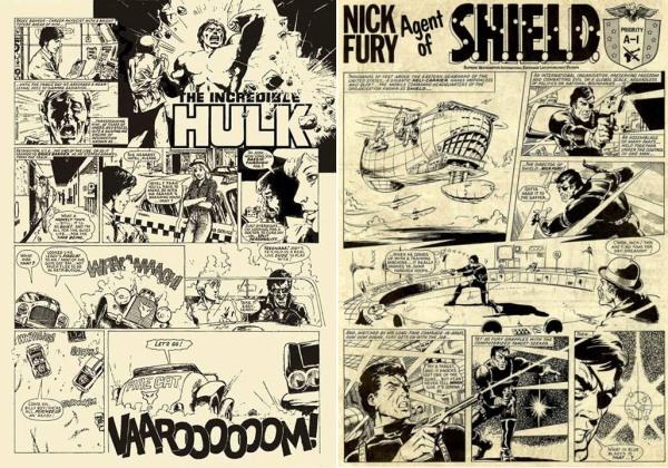 steve-dillon-hulk-weekly-marvel-uk-nick-fury