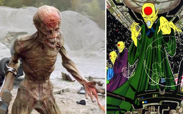 arrow-legends-of-tomorrow-cw-crossover-invasion_dominators-comics-vs-tv
