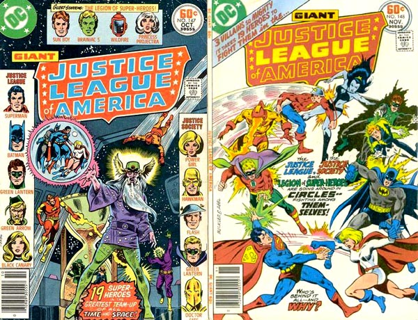 crisis-in-the-30th-century-justice-league-of-america-147-148-legion-superheroes-jla-jsa