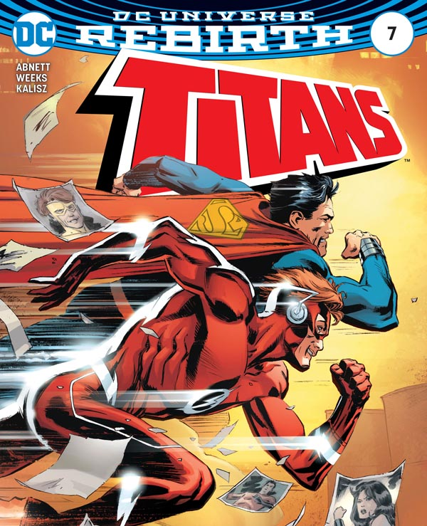 titans-7-dan-abnett-lee-weeks-superman-flash-wally-rebirth