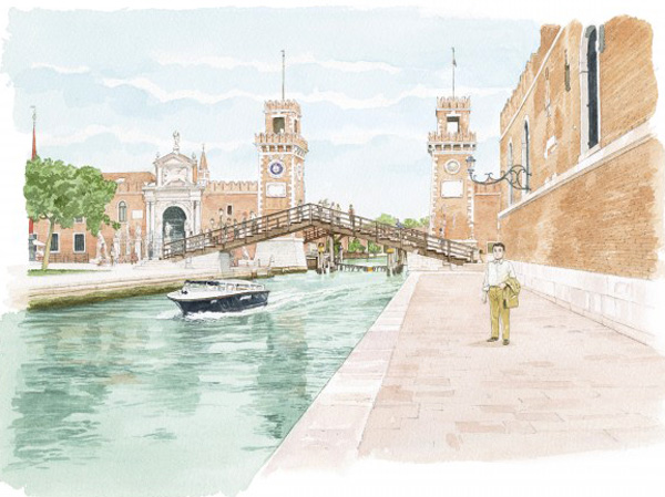 taniguchi_louis-vuitton-travel-book-venice-venecia2