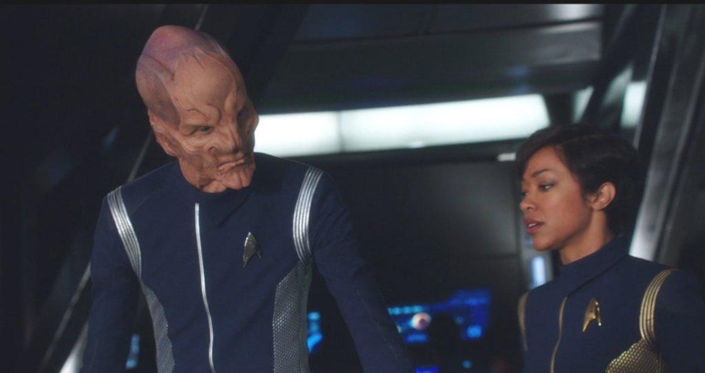 Star Trek: Discovery – Como ser y no ser Star Trek al mismo tiempo ...