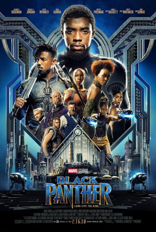 Black Panther (SPOILERS): La panda de Wakanda – BRAINSTOMPING