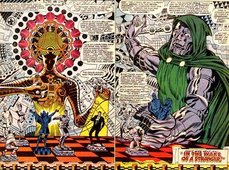 steranko-strabge-tales-167-doctor-doom