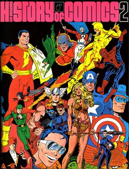 The Steranko History of Comics2