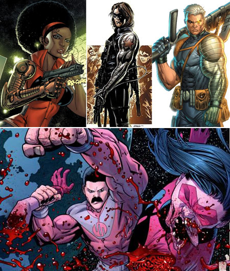 marvel-misty-knight-winter-soldier-cable-image-invincible-kirkman